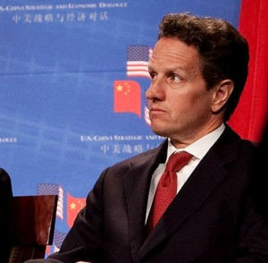 Timothy Geithner, United States Secretary of the Treasury