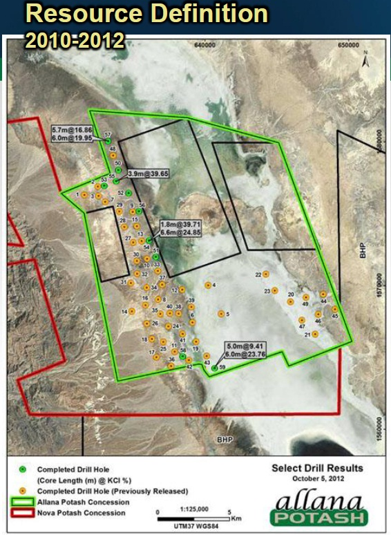 Allana Potash's Ethiopian Project Presents Enormous Potential in a High-Demand Market (Map 2)
