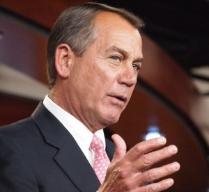 John Boehner, Speaker of the United States House of Representatives