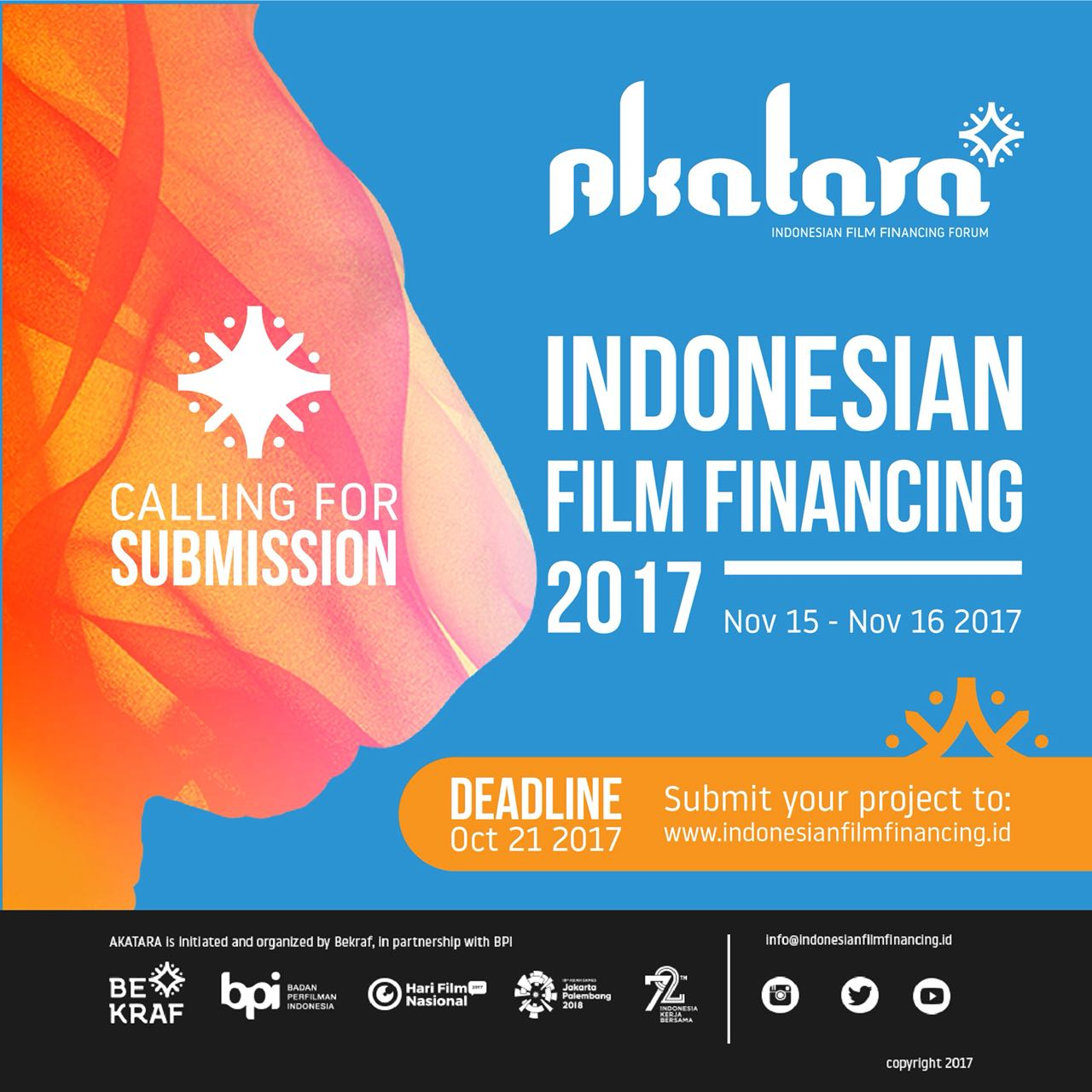 Akatara Indonesia Film Financing