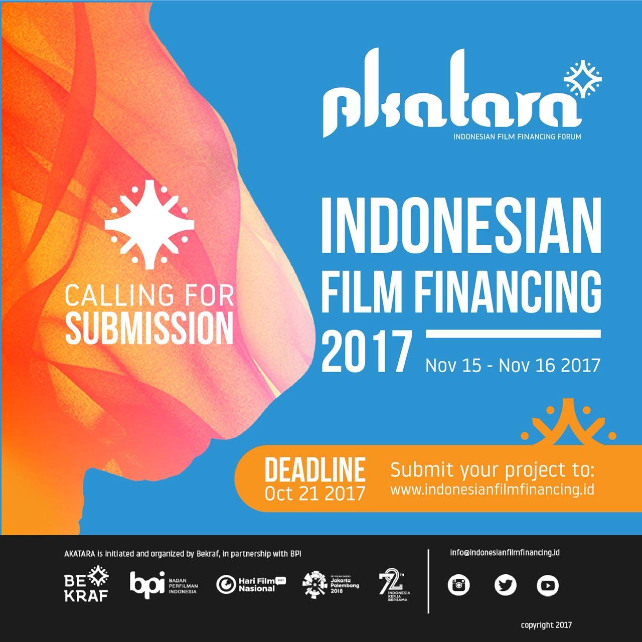 Akatara Indonesia Film Financing