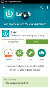 Latch para Android