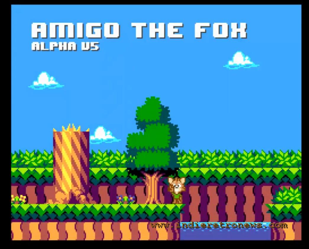 Amigo The Fox