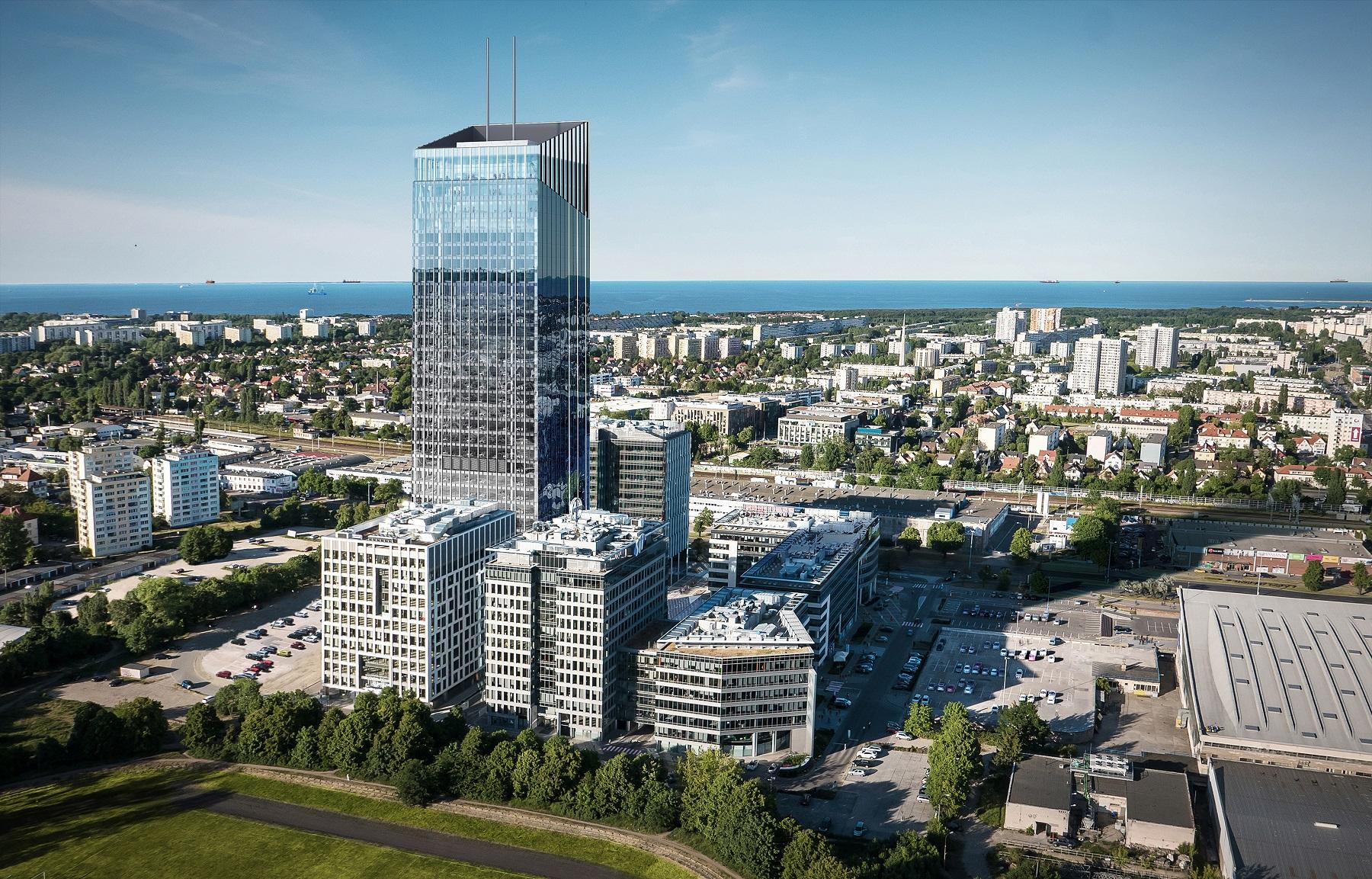 Olivia Business Centre: Kolejne 25 tysięcy metrów powierzchni biurowej z dostawą w 2019 roku.