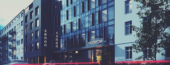 XENON BUSINESS PARK – komercjalizacja w toku