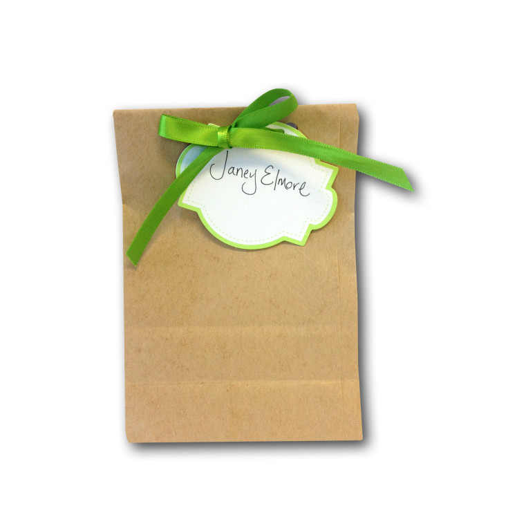 Wedding Favor Bags Or Boxes : Exclusively Weddings Wedding Favor Paper Bags for Reception