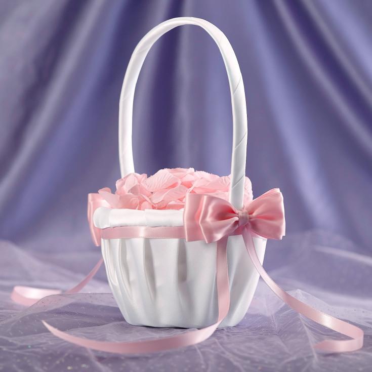 Корзинки для лепестков роз своими руками на свадьбу