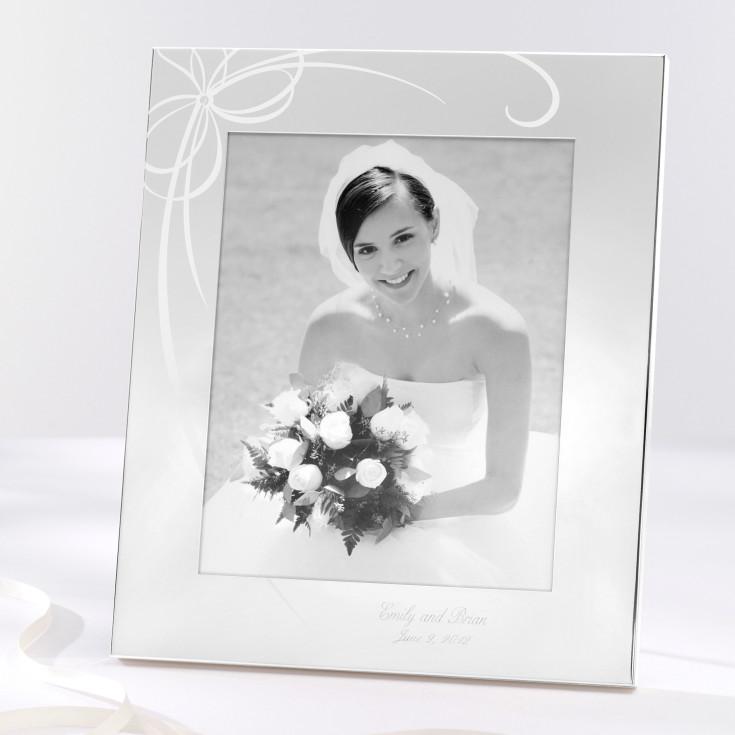 kate spade belle boulevard 8x10 wedding frame wedding frame