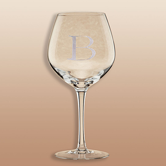 Exclusively Weddings Tuscany Classics Red Wine Glass Set By Lenox