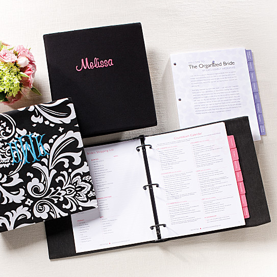 Wedding Planning Organizer: Personalized Wedding Organizer
