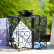Black Reception Gift Card Holder