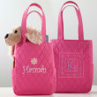 Mini-Tote for Flower Girls