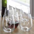 Tuscany Classics Stemless Wine Glass Set by Lenox