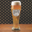 German Pilsner with Lion Crest Medallion