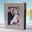 Twin Hearts Wedding Photo Album