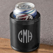 Black Stainless Steel Can Cooler