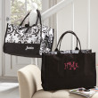 Damask Tote - Two Style Choices