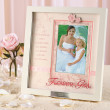 Flower Girl Shadow Box Picture Frame