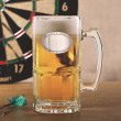 Personalized Tall Beer Mug for Groomsmen