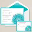 Love in Bloom Wedding Invitation