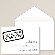 Save the Dates - Wedding Save the Date Ideas