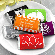 Personalized Hershey Bars