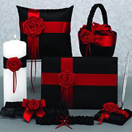 Red Wedding Themes