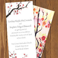 New Styles - Wedding Stationery and Invitations