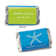 Hershey's® Seaside Romance Mini Chocolate Bars Personalized Favor