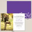 Forever Wedding Invitation