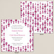 Deco Jewels Wedding Invitation
