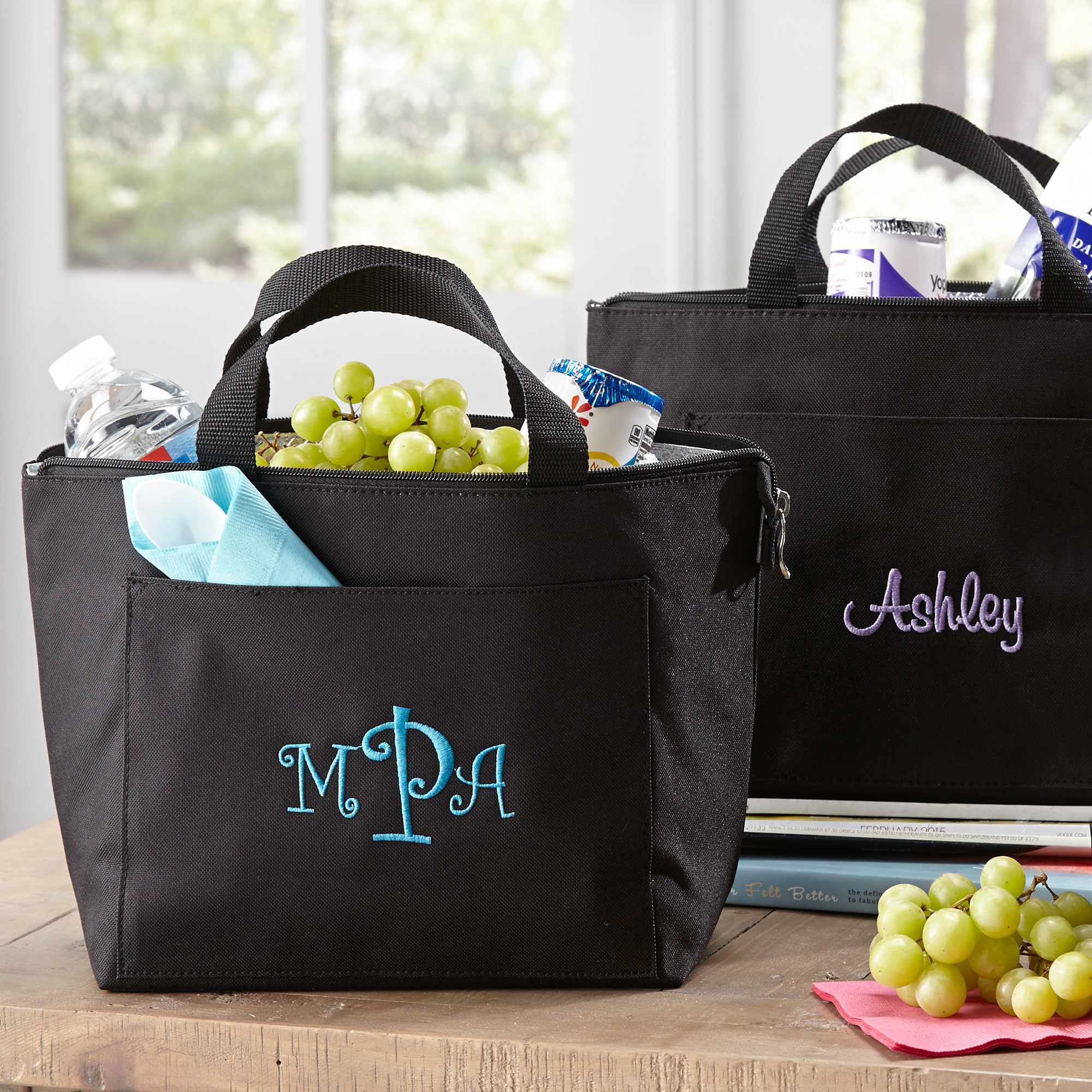Personalized Totes | Beach Bags | Bridesmaid Totes and Bags
