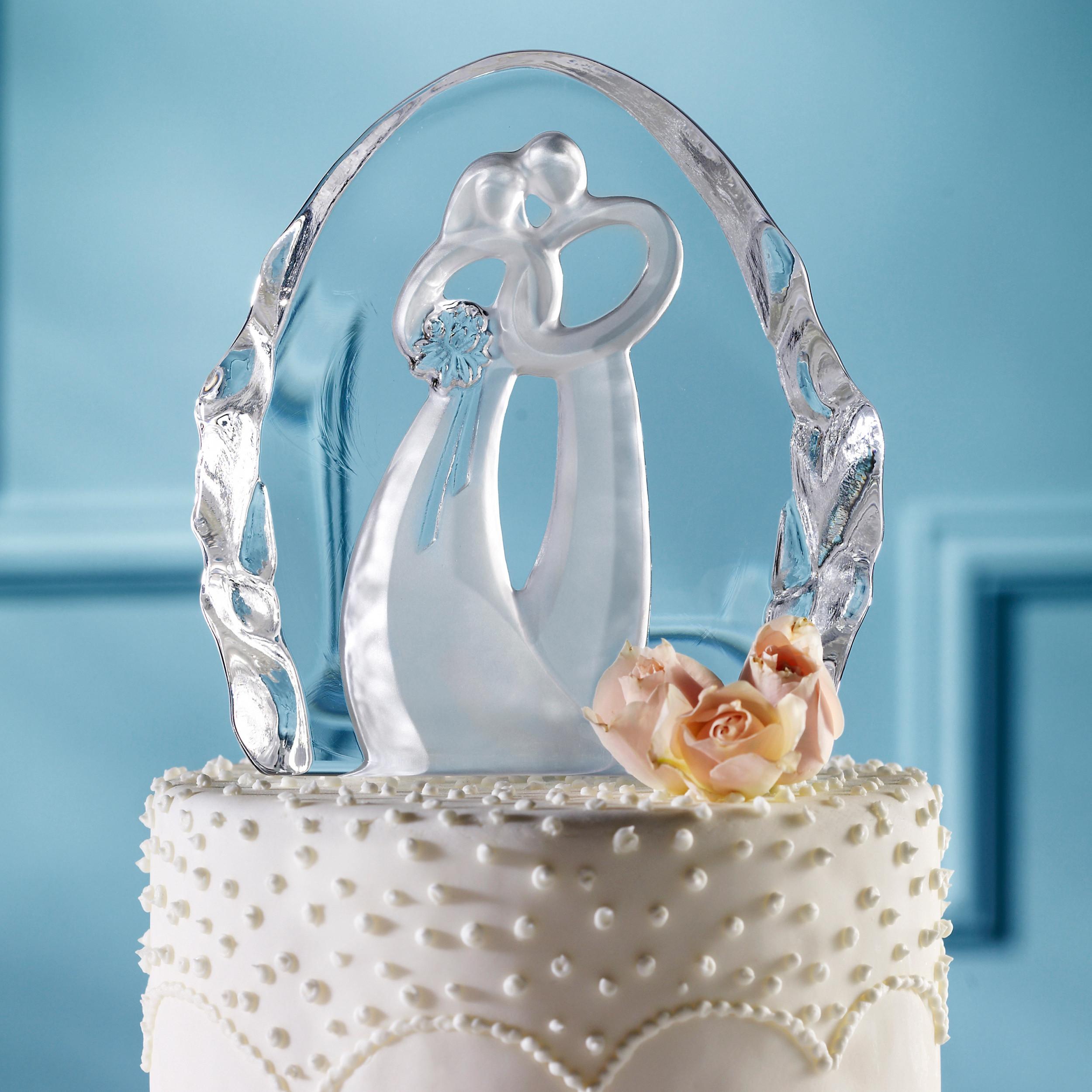 Pretty Elegant Wedding Cakes Big Wedding Cake Design Ideas Solid 6 Tier Wedding Cake Wedding Cakes Charleston Sc Young Wedding Cakes Bay Area GreenWedding Cakes Las Vegas Symbol Of Love Wedding Cake Topper | Glass Couple Wedding Cake Top