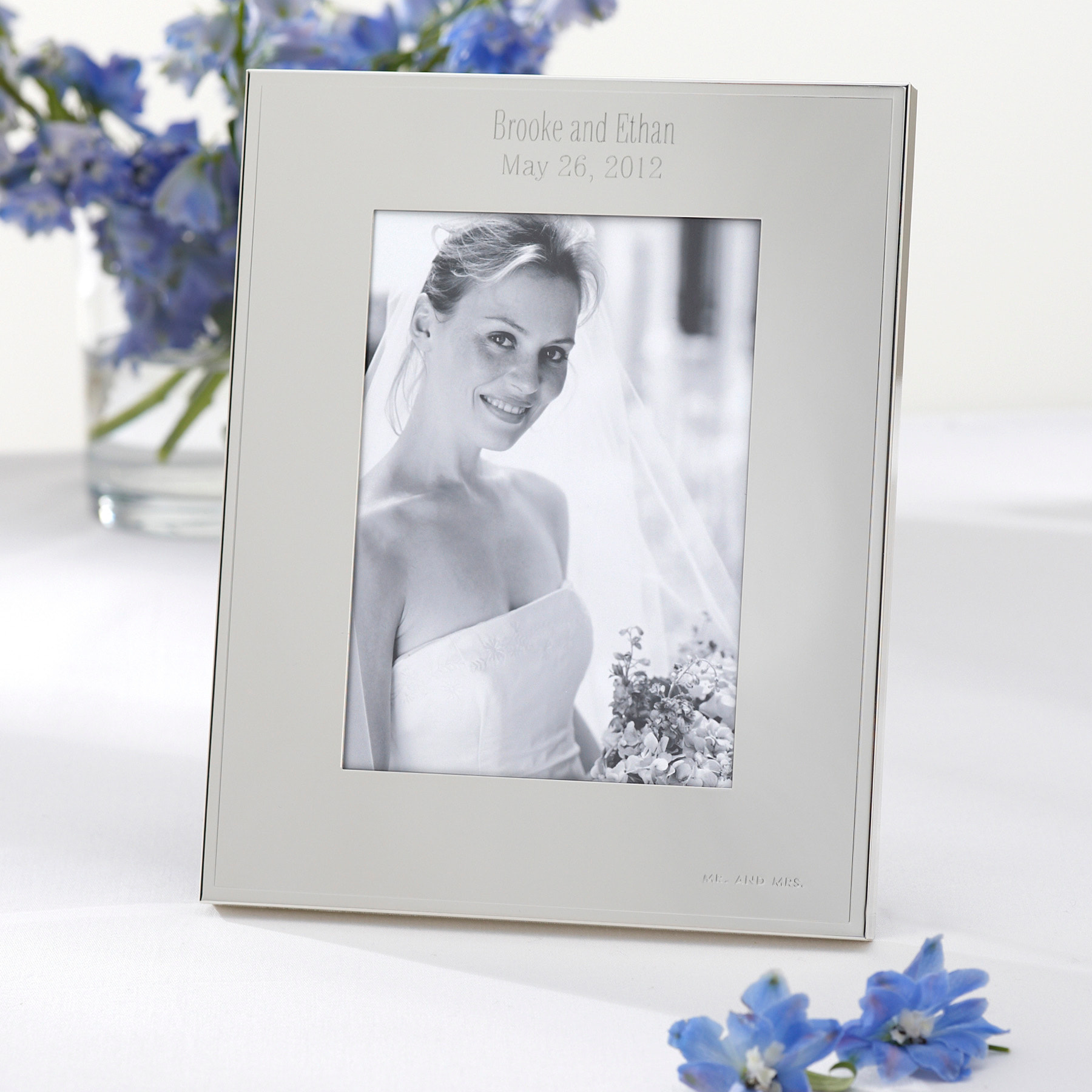 kate spade darling point 5x7 wedding frame wedding frames