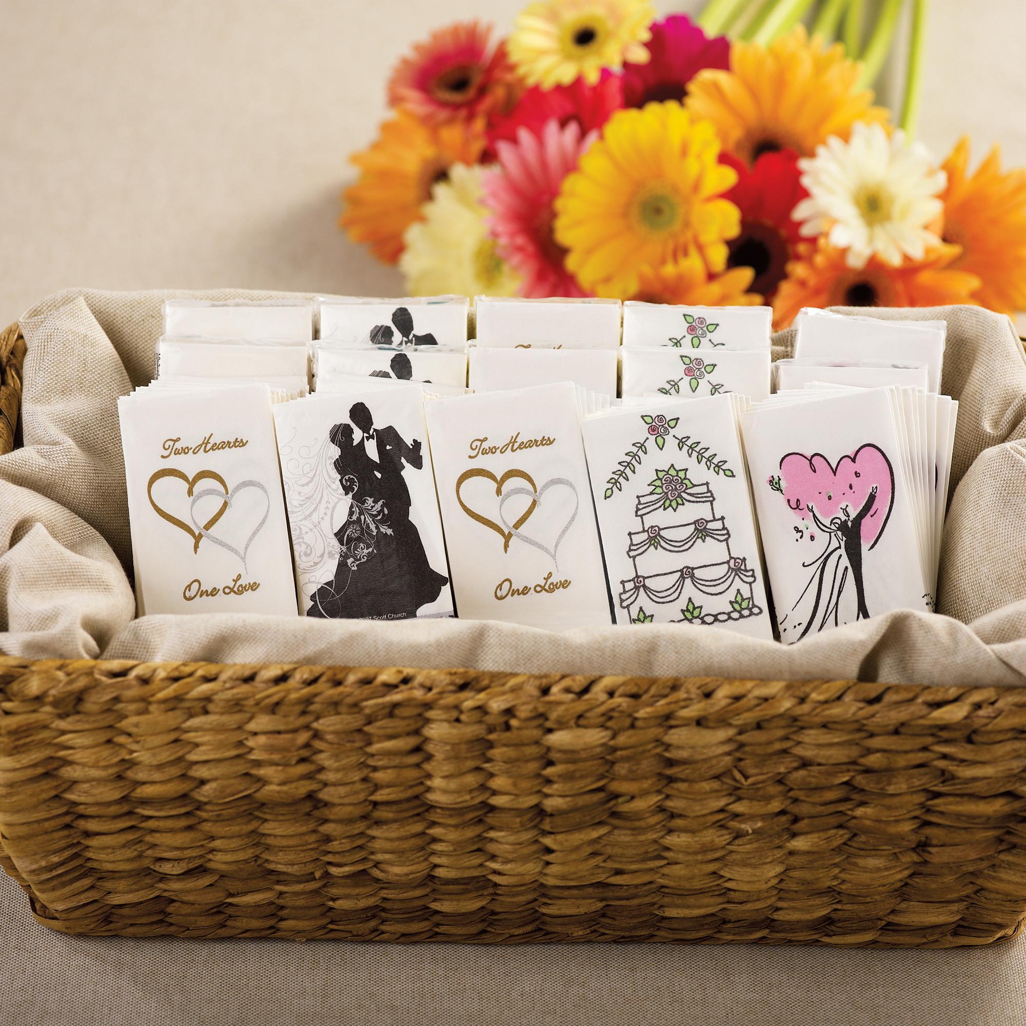 Wedding Ceremony Accessories viewall true wedding supplies Tears of Joy Wedding Tissues