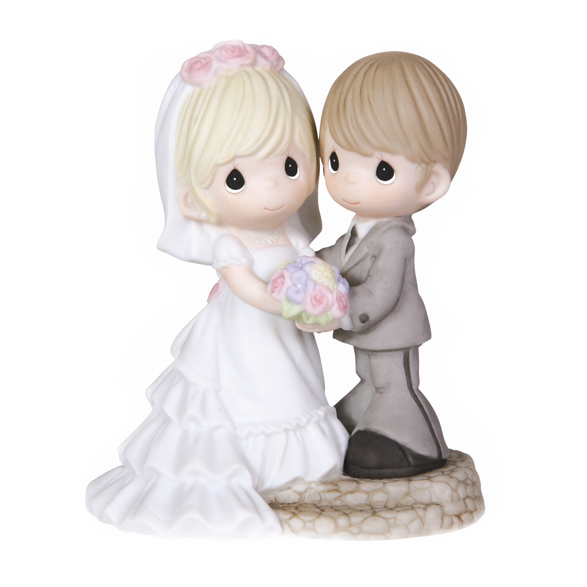 Precious Moments Two Lives One Love Cake Topper Cake Toppers