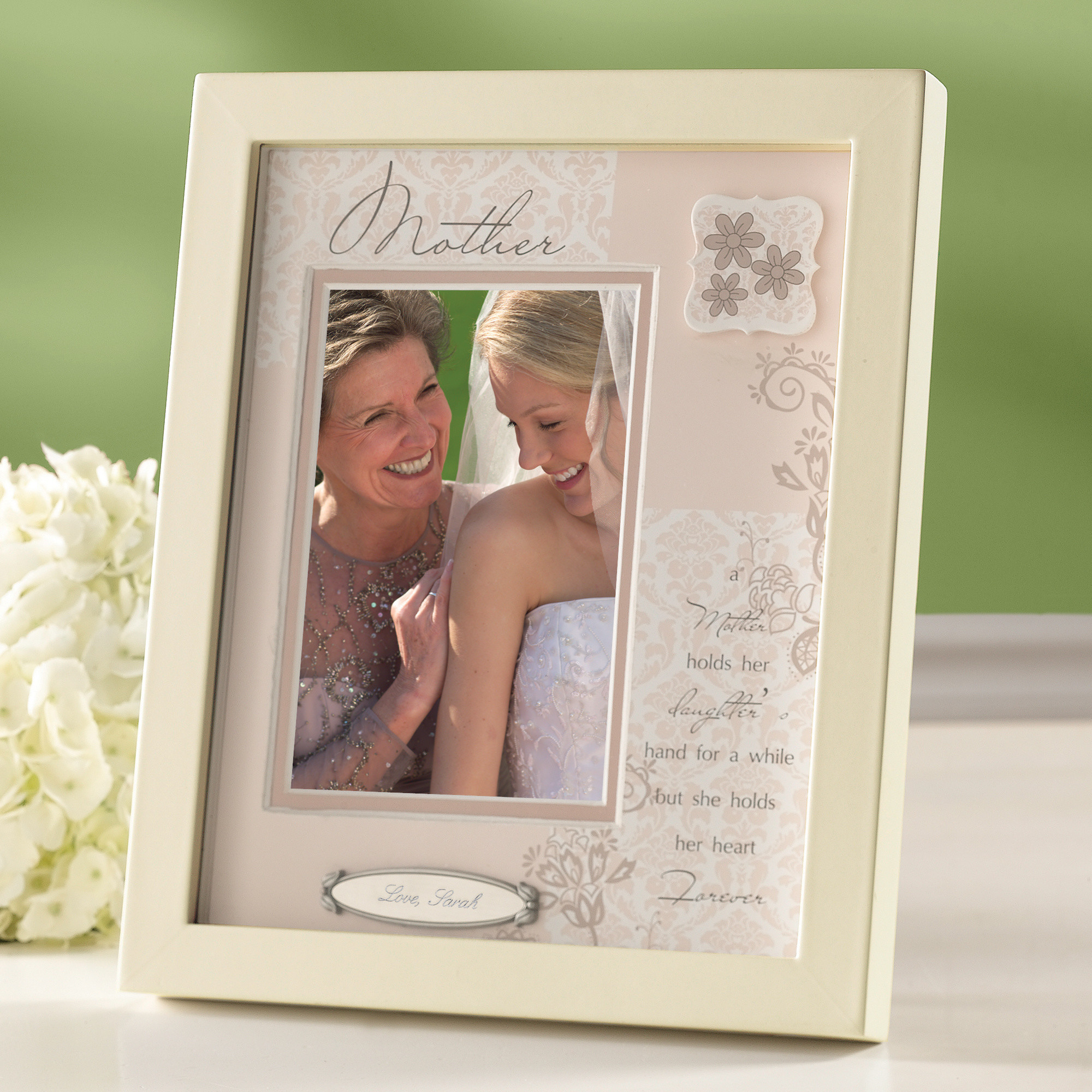 mother of the bride gifts - Mother Picture Frame