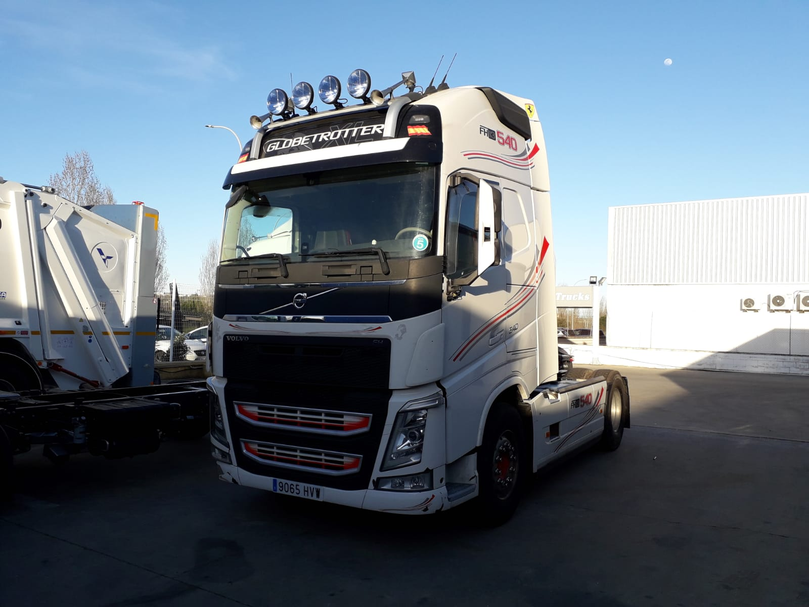 VOLVO FH 540-T