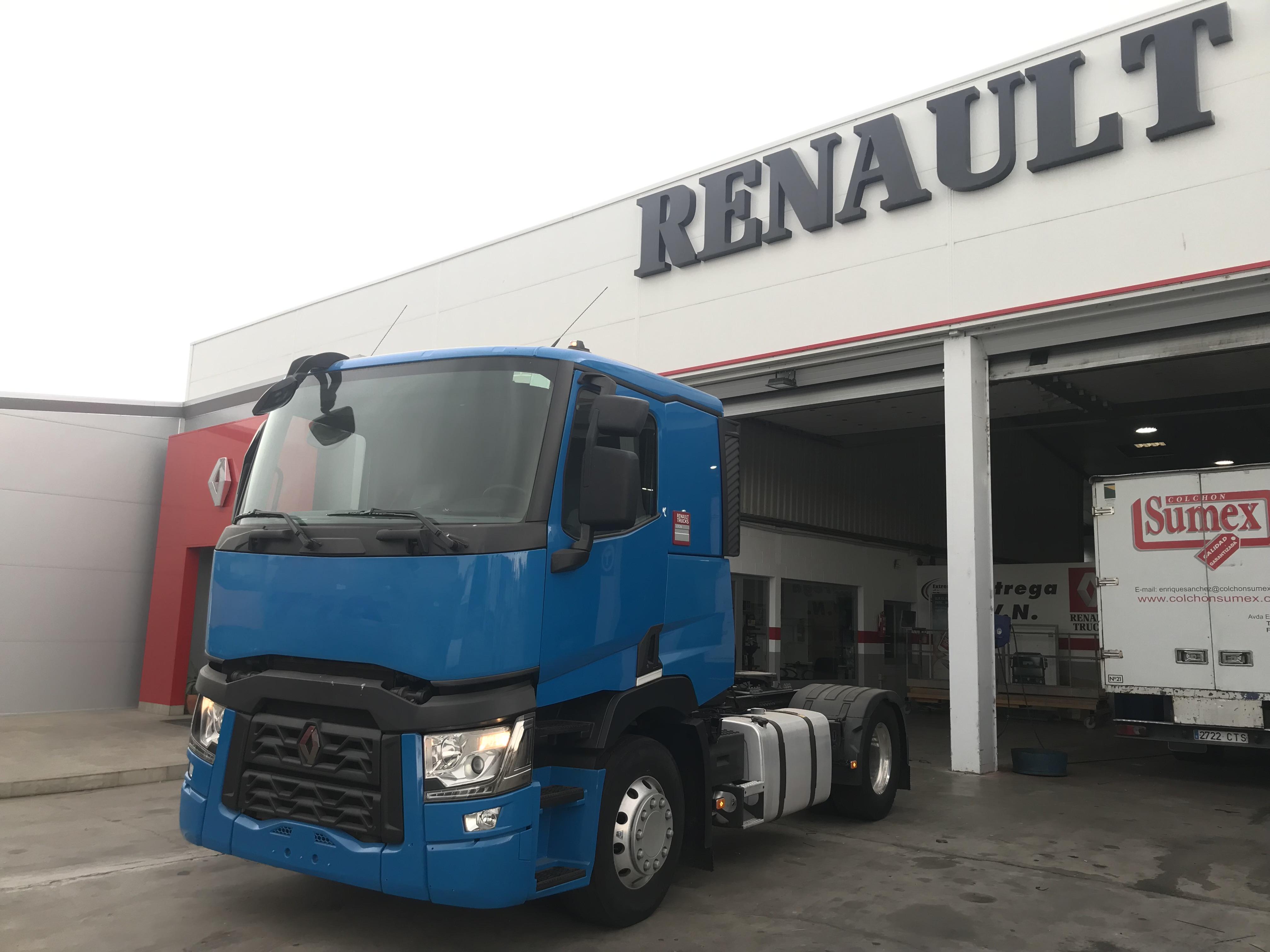 RENAULT TRUCKS T430T