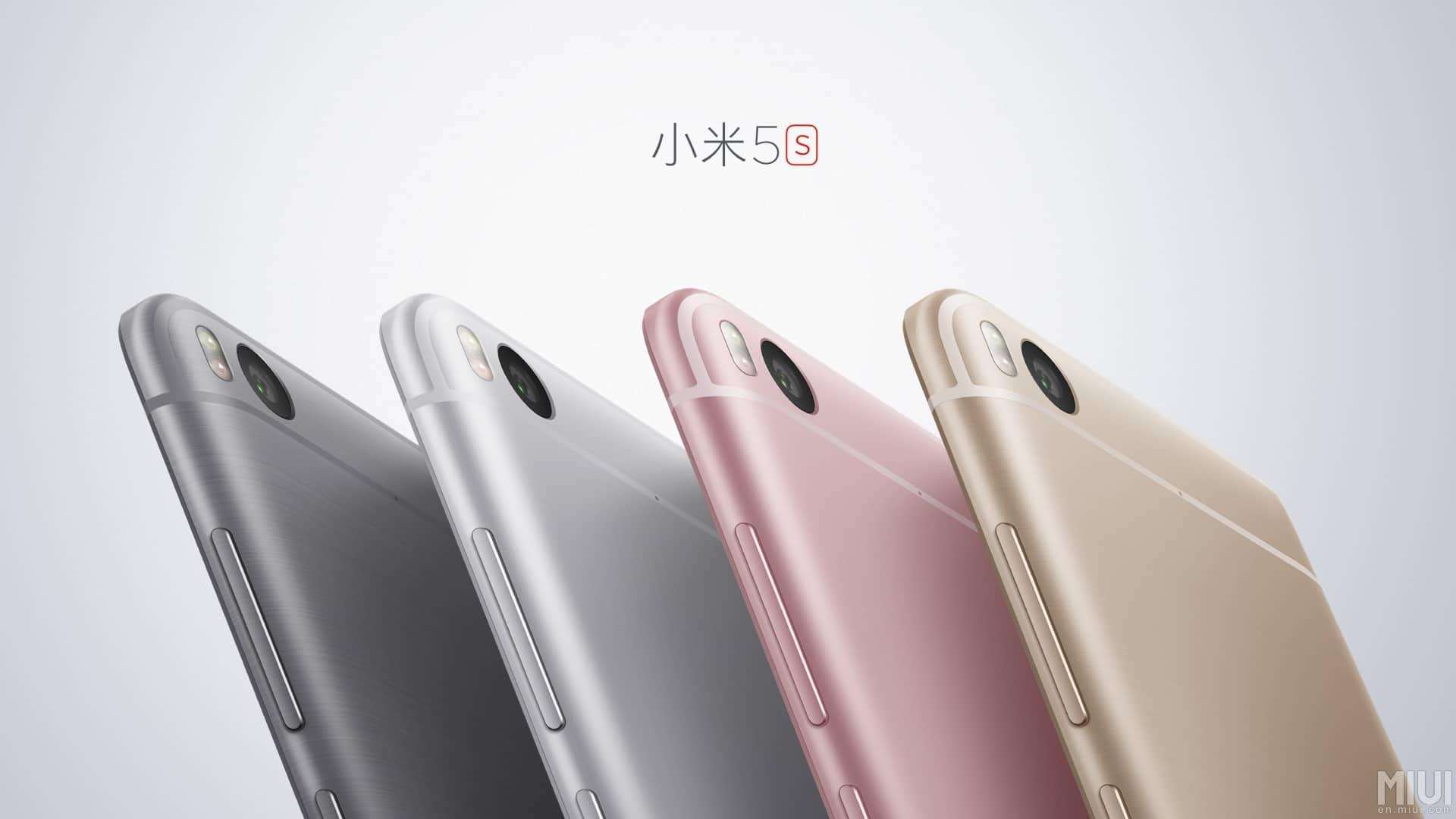 Xiaomi Mi5s, Mi5s Plus   новые флагманы компании