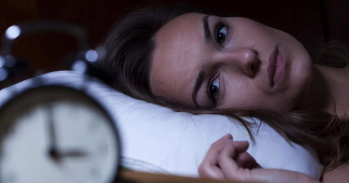 Too Stressed To Sleep? 6 Ways To Turn Off Your Brain Before Bed