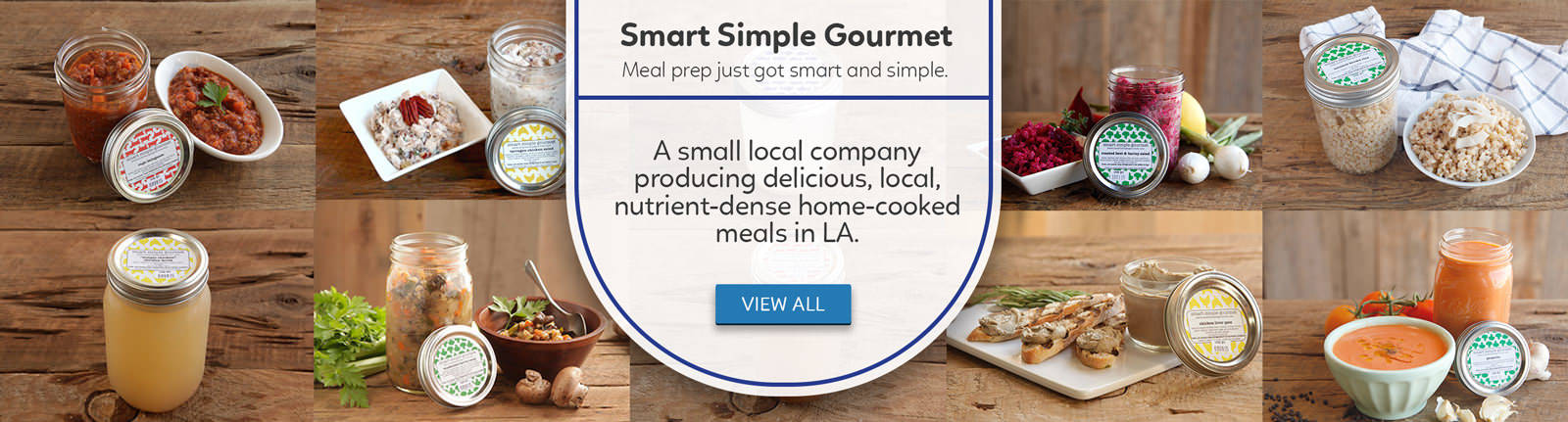 Smart Simple Gourmet
