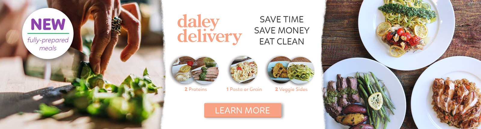 Daley Delivery - 6 Servings