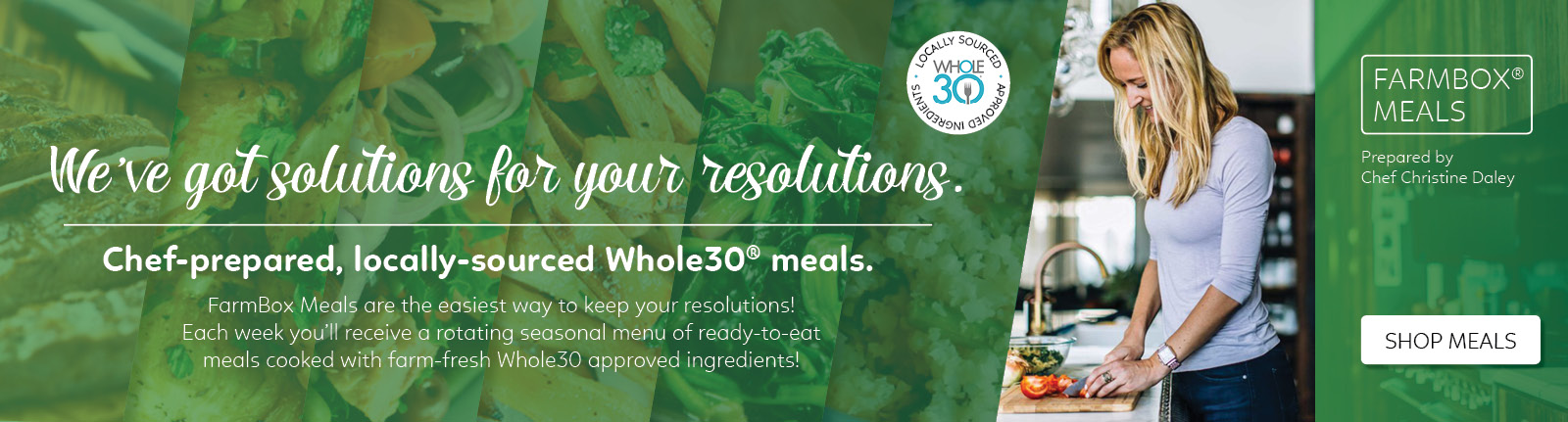 Whole30 Approved Meals