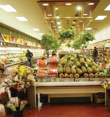 Hypermarkets, Supermarkets & Department Stores