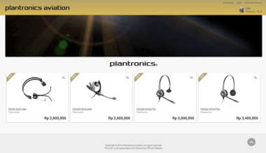 Plantronics Aviation