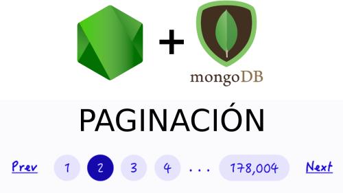 Paginación de Nodejs, Express y Mongodb