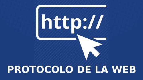 HTTP, Protocolo de la Web
