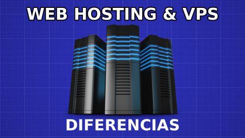 Web Hosting, VPS y Servidor Dedicado