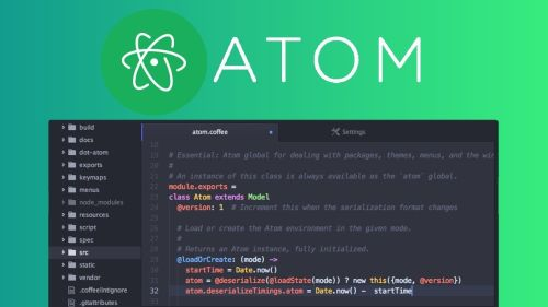 Atom, Editor de Código Open Source